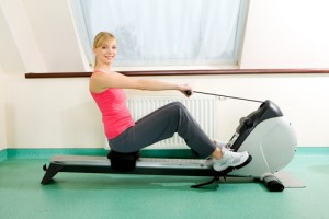 Losing Weight with a Rowing Machine