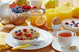 Skipping Breakfast?  It's Bad for Weight Loss