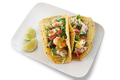 1800 calorie diet plans weight loss for all for Taco bell fish tacos